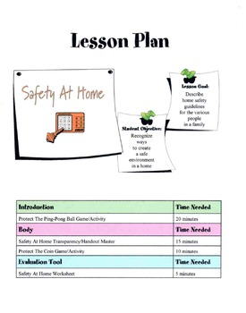 Making A Home Safe For Babies & Children Lesson