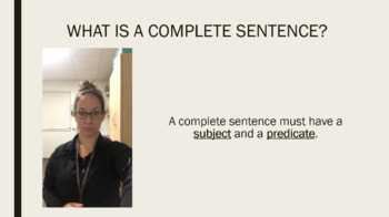 Making A Sentence (ASL)