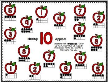 Making-Adding 10 Apples