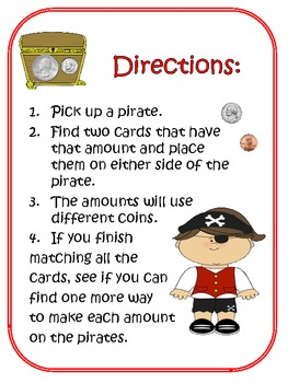Making Amounts Two Ways (Coins)