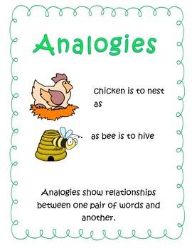 Making Analogies