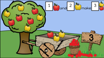 Making Apple Numbers - September Center (in Google: Digital and Interactive)
