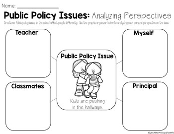 Making Better Choices: A Public Policy Unit