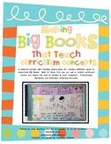 Making Big Books That Teach Curriculum Concepts