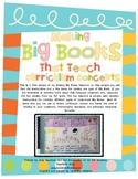 Making Big Books that Teach Curriculum Concepts Free Sample