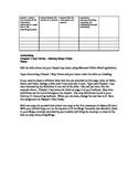 Making Bingo Chips--Chapter 1 Key Terms