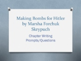 Making Bombs for Hitler, by Marsha Forchuk Skrypuch  Chapt