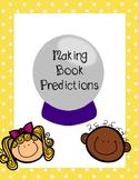 Making Book Predictions