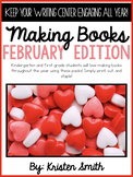 Making Books- February Edition