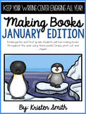 Making Books- January Edition