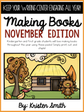 Making Books- November Edition