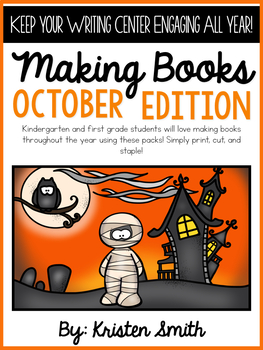 Making Books- October Edition