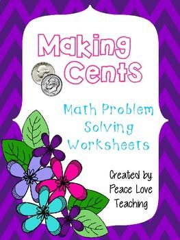 Making Cents - Math Problem Solving