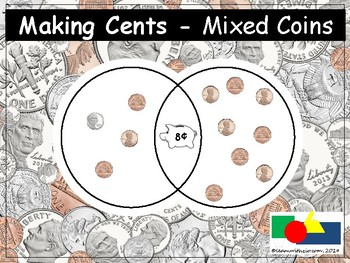 Making Cents - Mixed Coins