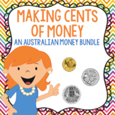 Making Cents of Money Bundle - An Australian Money Unit