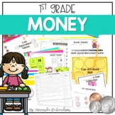 Money Activities: Coin Attributes, Coin Values, and Coin Equivalency