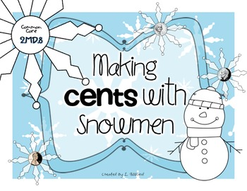 Making Cents with Snowmen