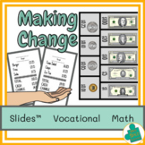 Making Change A Functional Math Activity