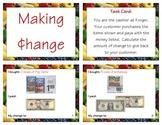 Making Change Cards