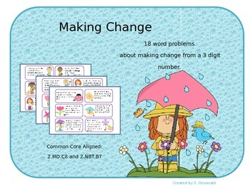 Making Change: Dollars and Cents