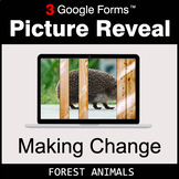 Making Change - Google Forms Math Game | Distance Learning