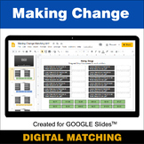 Making Change - Google Slides - Distance Learning - Digita