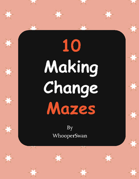 Making Change Maze