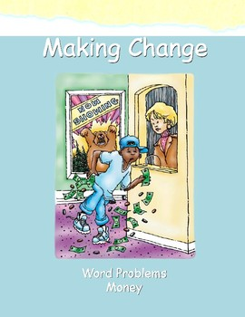 Making Change (Money Word Problems)