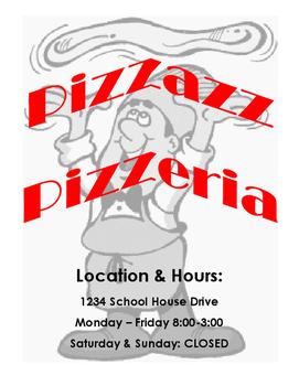 Making Change Pizzeria