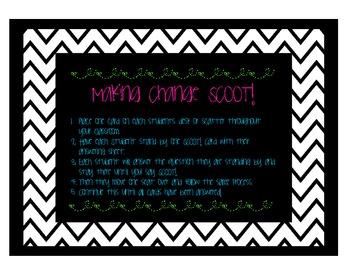 Making Change SCOOT!