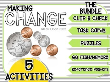 Making Change: The Money Bundle