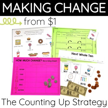 Making Change from One Dollar: The Counting Up Strategy