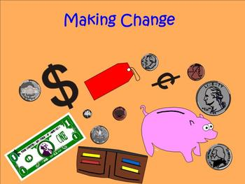 Making Change with your Smart Board
