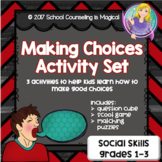 Making Choices Activity Set
