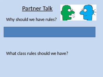 Making Class Rules Lesson PowerPoint