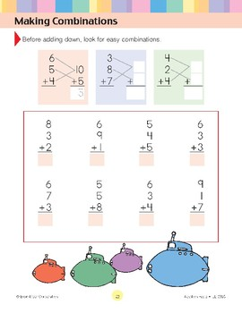 Making Combinations