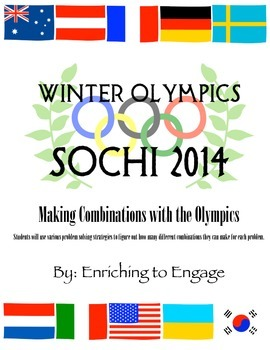 Making Combinations with the Winter Olympics
