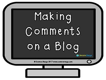 Making Comments on a Blog