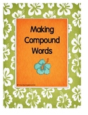 Making Compound Words Center