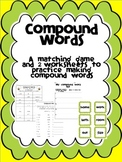 Making Compound Words Practice