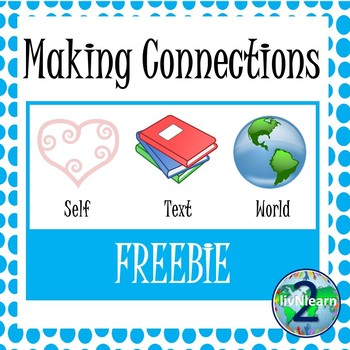 Making Connections FREEBIE!