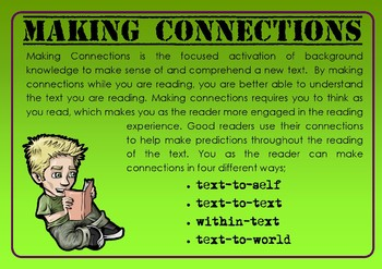 Making Connections - A Reading Strategy