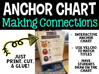 Making Connections Anchor Chart