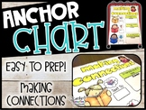 Making Connections Anchor Chart - Just Print, Cut, and Glue!