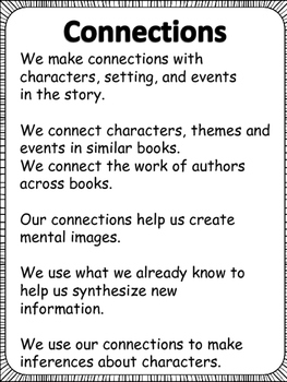 Reading Strategy: Making Connections