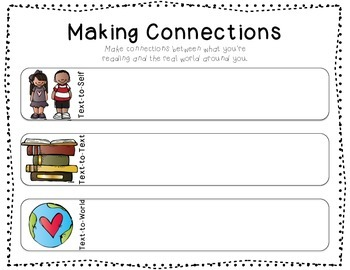 Making Connections Graphic Organizer