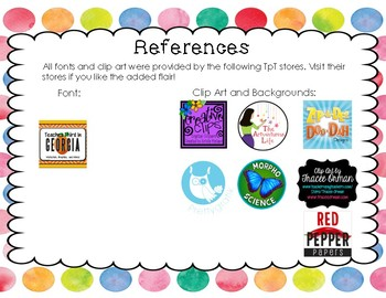 Making Connections Graphic Organizer Freebie