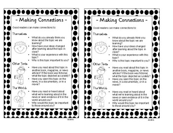 Making Connections Interactive Handout