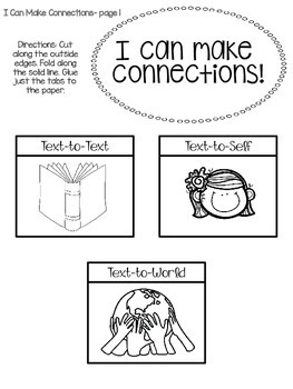 Making Connections - Interactive Notebook