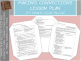 Making Connections Lesson Plan for 5th Grade